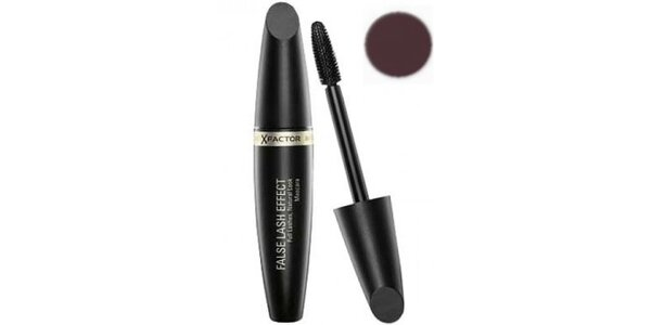 MF řasenka False Lash Effect 02 Black /Brown 13,1ml