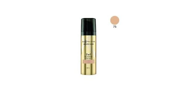 Ageless Elixir 2in1 75 Golden, make-up+sérum 30ml