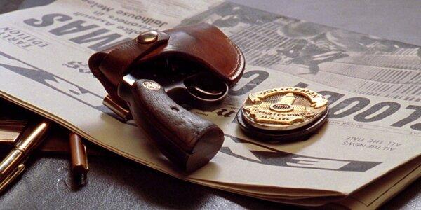 Přísně tajné: detektivní únikovka pro 2–5 hráčů