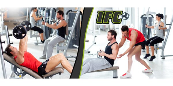 3 nebo 10 vstupů do špičkového fitness IFC