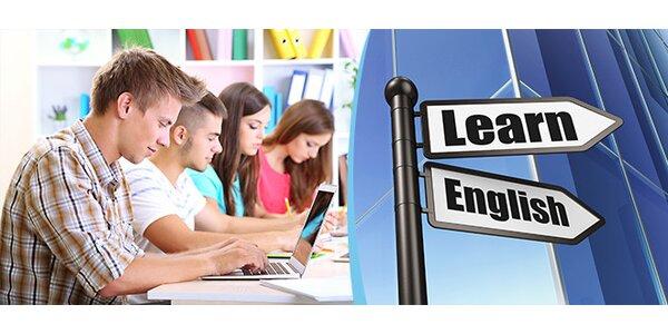 Intenzívní jazykové kurzy angličtiny v Mostě a Chomutově