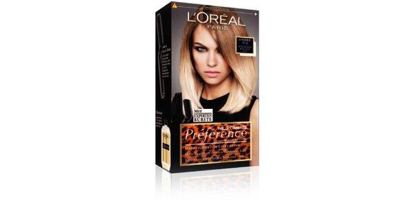 PRÉFÉRENCE OMBRE N4 pro světlé blond-blond vlasy