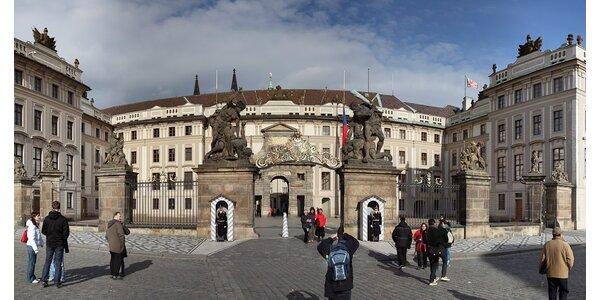 Prohlídka Pražského hradu s průvodcem