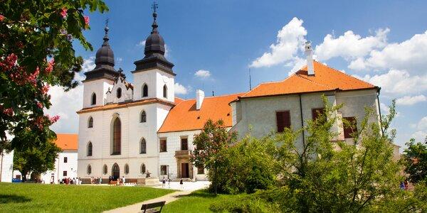 Pobyt v Třebíči pro dva či rodinu: jídlo a atrakce