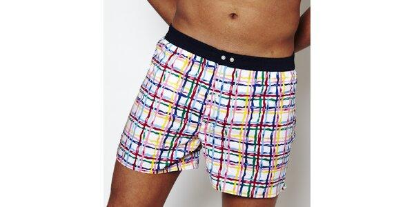 Pánské barevné boxerky Color Code