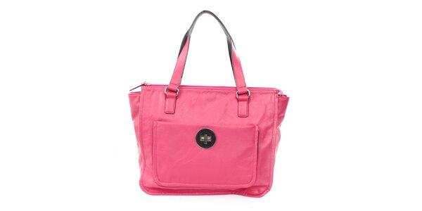 Dámská sytě růžová kabelka United Colors of Benetton