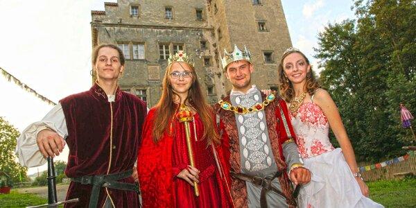 Prohlídka zámku Horní Libchava: pohádka i historie