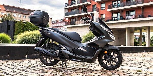 Pronájem skútru Honda PCX 125 na 1 nebo 3 dny