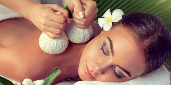 Balíčky masáží pro úlevu i proti stresu