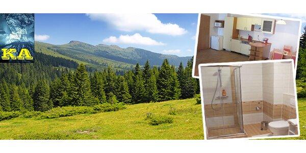 3 dny dovolené pro rodinu v Krušných horách