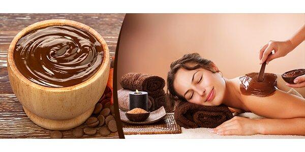 Dvě hodiny čokoládové relaxace v centru Přerova