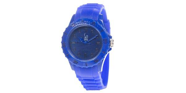 Modré hodinky Senwatch