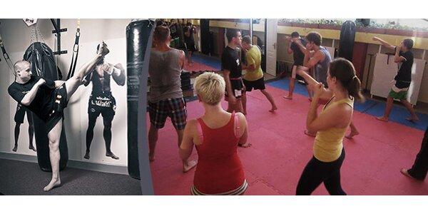 Thaibox - Váš první trénink bojových sportů