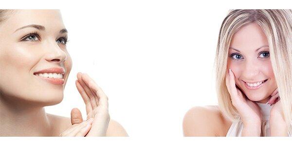 Aromamasáž a vakuová terapie obličeje