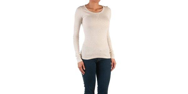 Dámské krémově bílé basic tričko Womens Secret