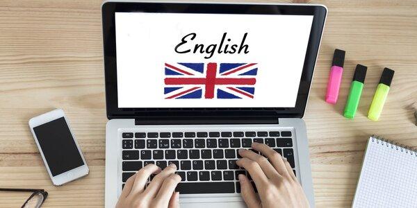 Anglická slovíčka či gramatika do ucha