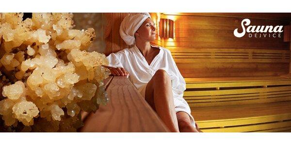 Privátní solná sauna na 60 i 120 minut