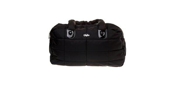 Dámská černá prošívaná taška Buffalo