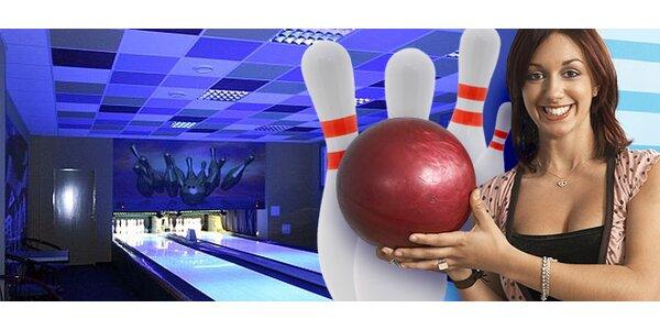 2hodinový bowling až pro 8 osob