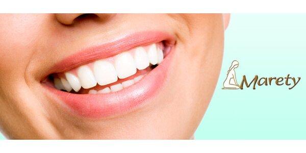 Dokonale bílé zuby – šetrně a bez peroxidu