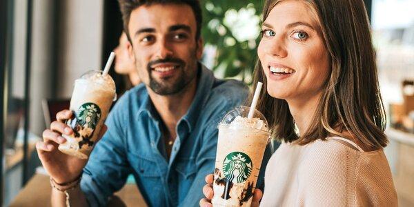 Na kávu do Starbucks: dva nápoje za cenu jednoho