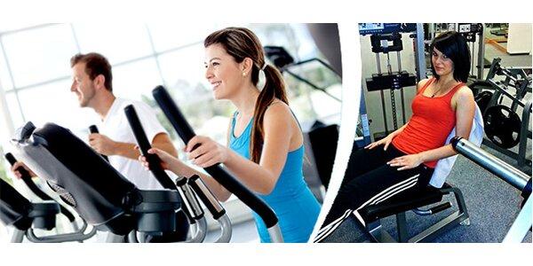 Deset lekcí ve fitness s trenérkou