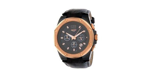 Pánské analogové hodinky s chronografem Esprit