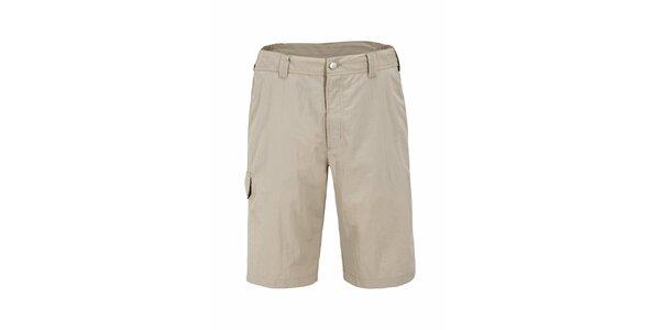 Pánské béžové kalhoty Meier s odepínatelnými nohavicemi