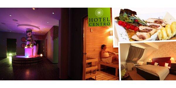 Romantický podzim v hotelu Centro**** Hustopeče