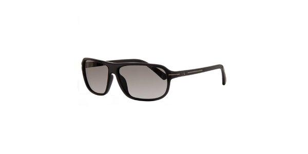 Dámské černé sluneční brýle Calvin Klein