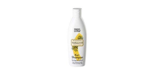 Swiss O.Par Šampon s čajovým olejem 250 ml
