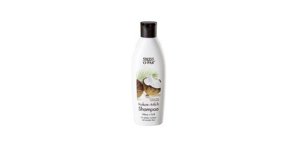 Swiss O.Par Šampon s kokosovým mlékem 250 ml