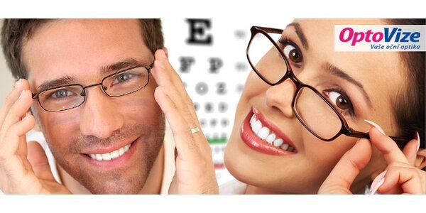 Kvalitní brýle i skla včetně značek Lacoste, Polaroid, Puma a další!