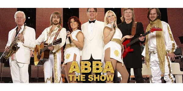 Vstupenky na ABBA The Show!