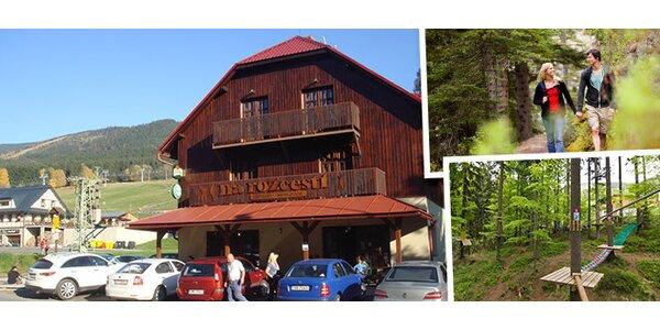 Aktivní dovolená pro dva v Dolní Moravě