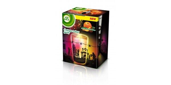 AIRWICK Multicolor svíčka Shared Moments Zářivá mandarinka 152 g