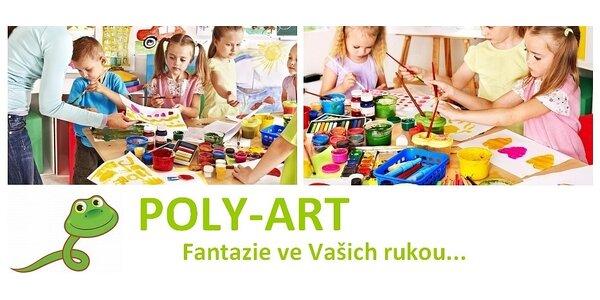Kreativní kroužek pro děti