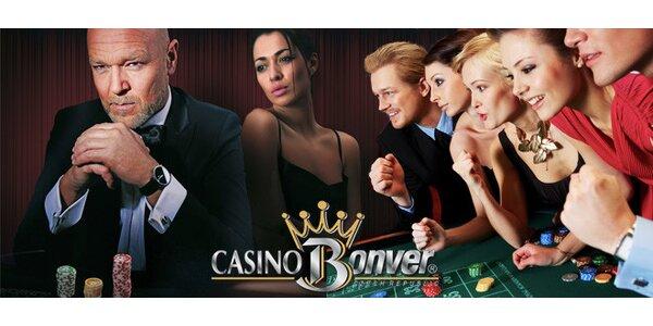 Luxusní zážitek v kasinu