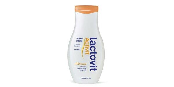 Lactovit ACTIVIT tělové mléko 400ml