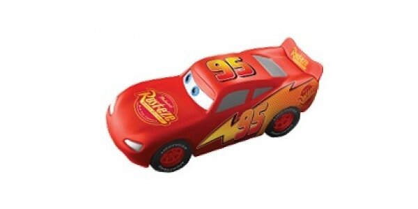 Cars Lightning McQueen pěna do koupele 400ml