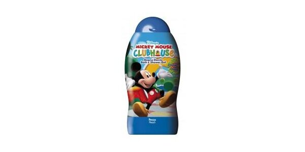 Mickey Mouse 2v1 pěna a sprchový gel 300ml