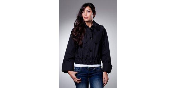 Dámský černý kabátek Dolce & Gabbana