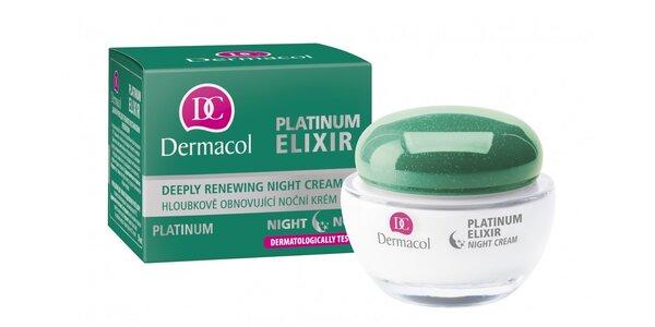 Platinum Elixir hloubkově obnovující noční krém 50ml