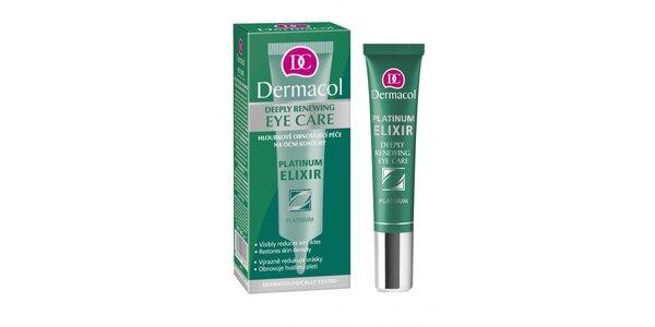 Platinum Elixir hloubkově obnovující oční krém 15ml