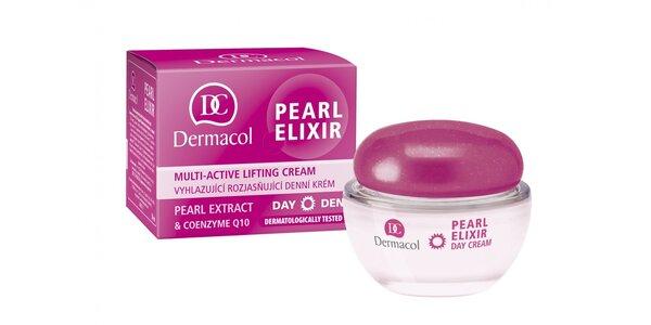 Pearl Elixir - vyhlazující rozjasňující denní krém 50ml