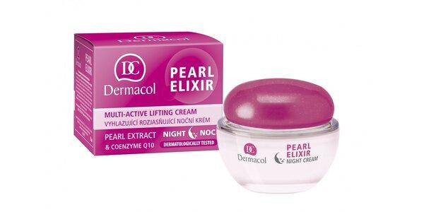 Pearl Elixir - vyhlazující rozjasňující noční krém 50ml