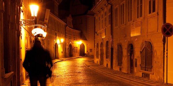 Procházka s čarodějkou po tajemných místech Prahy