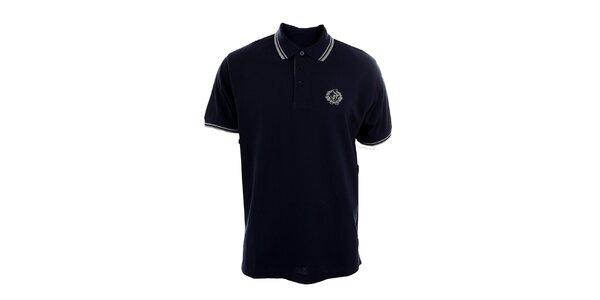 Pánské tmavě modré polo tričko Polo Club
