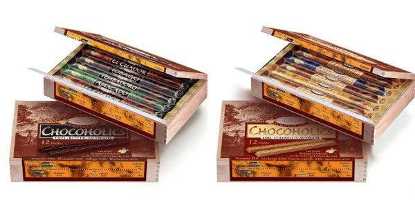 Pouhých 299 Kč za dárkové balení čokolády Rausch. Mléčná nebo hořká. SLEVA 40%