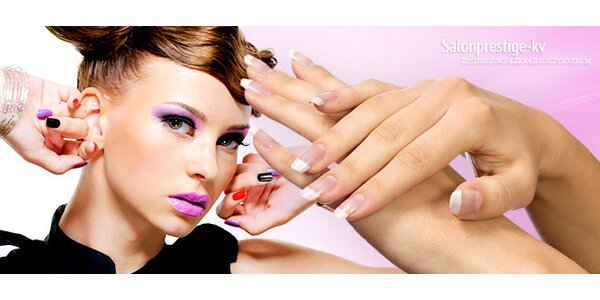 Nové gelové či akrylové nehty